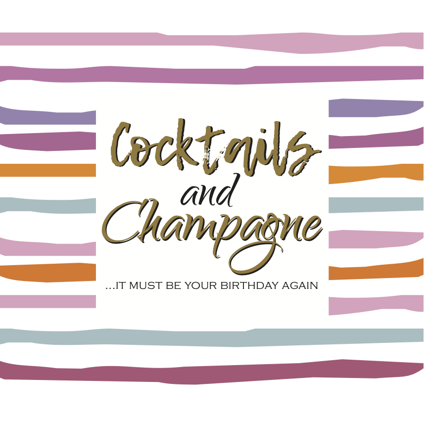 Cocktails and Champagne